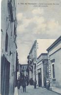 Puglia - Brindisi  - S. Vito Dei Normanni - Corso Leonardo De Leo Visto Da Levante - F. Piccolo - Viagg - Bella Animata - Other Cities