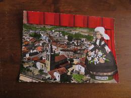 EN AVION AU-DESSUS DE... 5. St-JEAN-en-ROYAN (Drôme) - L'Eglise Et Vue Générale - Other Municipalities