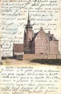 Heist - Heyst - La Nouvelle Ecole (colorisée Gekleurd, Th. Van Den Heuvel 1904) - Heist