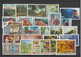 Polynésie Année Compète 1996, 498 à 523, 26 Val + BF 21 ** MNH - Annate Complete