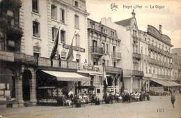 Heist - Heyst - La Digue (The Excelsior' Wine Taverne Emile (Star 1922) - Heist