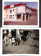 Heist - Heyst - Lot 2 Foto's Winkel Hoek Yzerstr. & Pannestr. - Heist