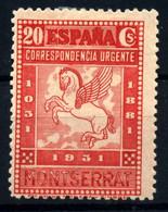 España Nº 649. Año 1931 - 1931-50 Neufs