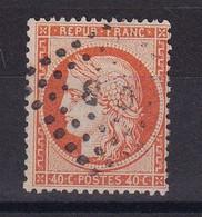 D228 / CERES N° 38 OBL COTE 12€ - 1870 Siège De Paris