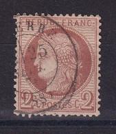 D228 / CERES N° 51 OBL COTE 15€ - 1871-1875 Cérès