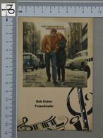 POSTCARD - BOB DYLAN -  LP'S COLLETION -   2 SCANS  - (Nº45179) - Music And Musicians