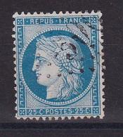 D229 / CERES N° 60B OBL COTE 50€ - 1871-1875 Ceres
