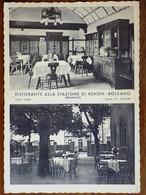 TRENTINO ALTO ADIGE  -BOLZANO -RENON -F.G. - Bolzano (Bozen)