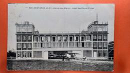 CPA (78) Buc Aviation, Aérodrome Blériot. Hôtel Des élèves Pilotes.    (AB.162) - Buc