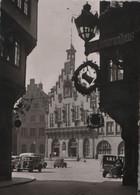 Frankfurt Main - Durchblick Zum Römer - 1957 - Frankfurt A. Main