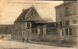 VALLANGOUJARD —Quartier De La Mairie - Altri Comuni