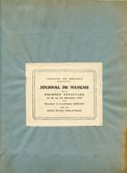 Jean Rapenne Gouverneur Du Soudan.Journal De Marche Du 16 Au 24 12 1941.Kita.Nioro.Kayes. - Altri