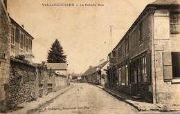 VALLANGOUJARD —La Grandes Rue - Non Classificati