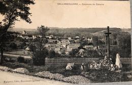 VALLANGOUJARD —Panorama Du Calvaire - Altri Comuni
