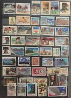 USA : SELECTION OF STAMPS   LOT 8 - Sammlungen