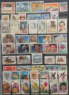 USA : SELECTION OF STAMPS   LOT 11 - Sammlungen