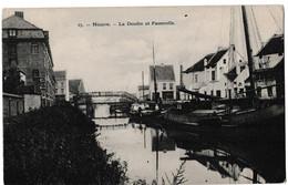 Ninove - La Dendre Et Passerelle - Ninove