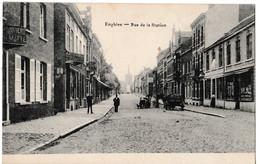 Enghien - Rue De La Station - Edingen