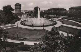 Mannheim - Wasserturm - Ca. 1955 - Mannheim