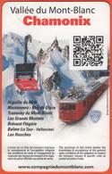 FRANCIA - FRANCE - Chamonix-Mont-Blanc - Funivia Punta Helbronner - Biglietto A/R Adulto - Used - Altri