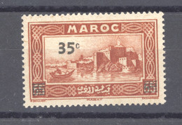 Maroc  :  Yv  161  ** - Ongebruikt