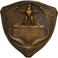 United States Of America, Médaille, Exposition Universelle De Louisiane, Arts & - Other