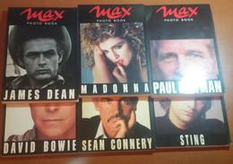 Photo Book - AA.VV - Max- 1990/91 -M - Arte, Design, Decorazione