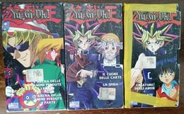 Yu-Gi-Oh! Vol. 1,4,9 - 4 Kids Home Video - VHS - A - Fantascienza E Fantasia