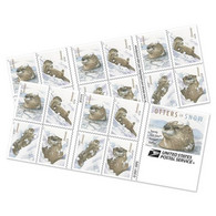 US Stamps Of 2021 - Otter In The Snow. - 1981-...
