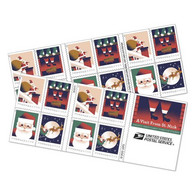 US Stamps Of 2021 - The Visit Of St. Nicholas. - 1981-...