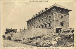 Col De PUYMORENS  Le Sommet Du Col Et Les Hotels RV - Autres Communes