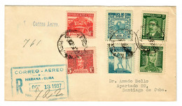Habana To Santiago, 1937 - Zonder Classificatie