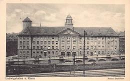 LUDWIGSHAFEN AM RHEIN (RP) Neues Stadthaus - Ludwigshafen