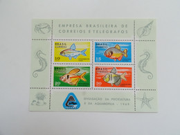 Sevios / Brazilie / **, *, (*) And Used - Blocks & Sheetlets