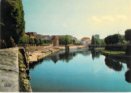 25 - Besançon - Quai De Strasbourg, Vue Sur Le Doubs - Besancon
