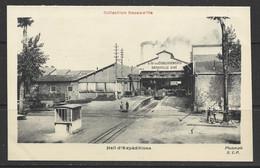 Carte P ( Chemin De Fer Decauville /  Hall D'Expéditions ) - Altri