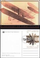 UNO NEW YORK 2003 Mi-Nr. 923/24  Postkarte Gestempelt EST - Briefe U. Dokumente