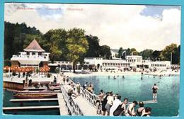 Salzkammergut Gmunden Strandbad. 1928 - Gmunden