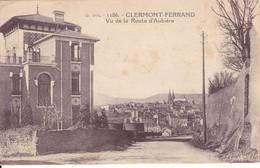 Clermont Ferrand Vue De La Route D'Aubière - Clermont Ferrand