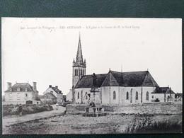 50 ,les Gougins ,vue Générale En 1918 - Other Municipalities