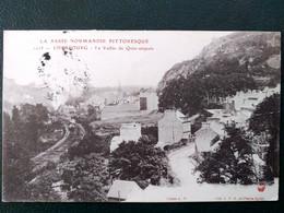 50 , Cherbourg , La Vallée De Quincampoix  ,vue Générale - Cherbourg