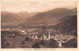 MALESCO (VB) Panorama - Other Cities
