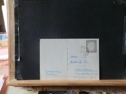 94/978 CP ALLEMAGNE SCHILLER 1955 POUR LA BELG. - Lettres & Documents