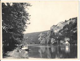 DINANT - WAULSORT - Les Rochers De FREYR / La Meuse . (Affiche 240 X 180 Mm). - Dinant
