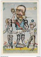 JO De Munich Munchen 1972 Illustrateur Wolfgang Petrick Olympia Graphik Bruckmanns Bildkarte N°629 - Olympic Games