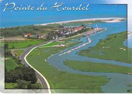 80 - Cayeux Sur Mer - Pointe Du Hourdel - Vue Aérienne - Cayeux Sur Mer