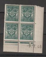 France Coin Daté 1946 FM 11 ** MNH - Sonstige