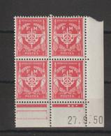 France Coin Daté 1950 FM 12 ** MNH - Altri