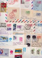RUSSIE RUSSIA URSS USSR CCCP Beau Lot Varié De 356 Entiers Postaux Postal Stationery Stamp Cover Entier Lettre Timbre - Non Classés
