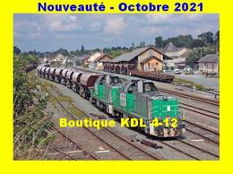 AL 758 - Train, Locos BB 60000 En Gare De THIVIERS - Dordogne - SNCF - Thiviers
